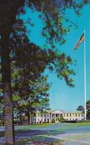 South Carolina Fort Jackson Post Headquarters 1962