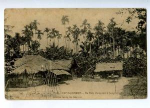 192650 Vietnam Vung Tau CAP St.Jacques Vintage postcard