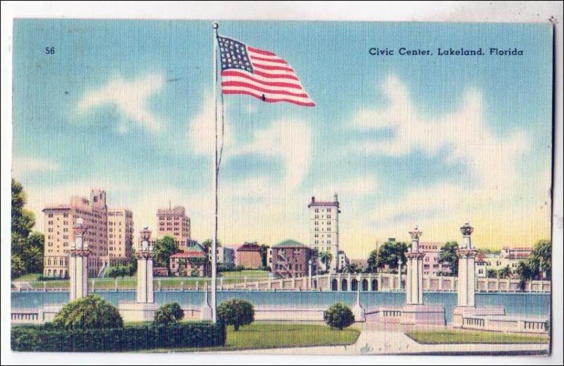 Civic Center, Lakeland FL