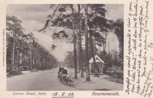 Bournemouth , England , PU-1903 : Gervis Road , East.