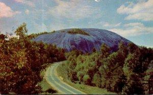 Georgia Atlanta Stone Mountain Automobile Road Approach
