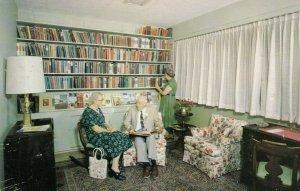 PASADENA , California, 50-60s; Senior Center , Interior