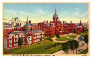 Maryland Baltimore , John Hopkins Hospital