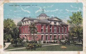 Court House , OWENSBORO , Kentucky , PU-1929