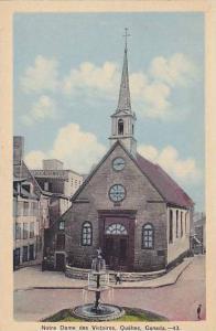 Notre Dame des Victoires,  Quebec, Canada, 00-10s