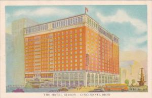 Ohio Cincinnati The Hotel Gibson