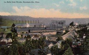 STEUBENVILLE , Ohio , 00-10s ; La Belle Iron Works
