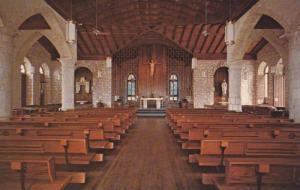 Church Interior St Croix , Virgin Islands , 40-60s
