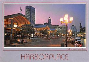 Harborplace - Baltimore, Maryland, USA