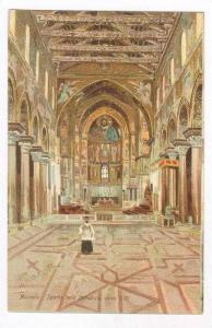 Monreale - Interno della Cattedrale  secolo XII, Italy, 00-10s