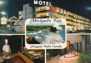 NIAGARA FALLS , Ontario , Canada , 50-70s ; Michael's Inn