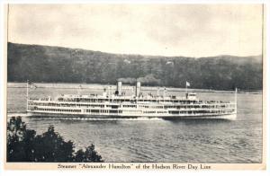 19958   Steamer  Alexander Hamilton Hudson River Day liner
