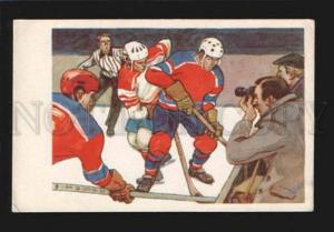 076626 ICE HOCKEY by Shamro Old colorful PC #2