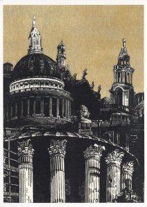 City Of Imagination Like London Anne Desmet Award Painting Postcard
