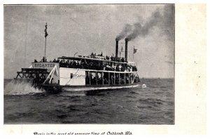 Wisconsin Oshkosh , Ferry B.F.Carter
