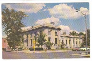 Exterior, United States Post Office, Columbus, Indiana, 40-60s