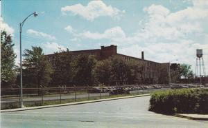 Dominion Textile,  Drummondville,  Quebec,  Canada,  40-60s