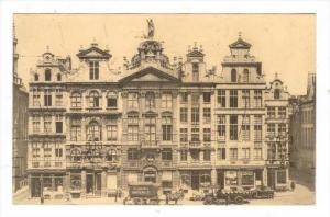 Grand' Place, Bruxelles, Belgium, 1900-1910s