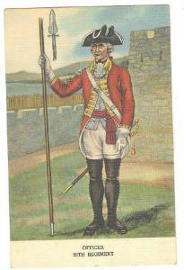 AS: A. R. Cattley, Officer, 29th Regiment, 1930-1940s