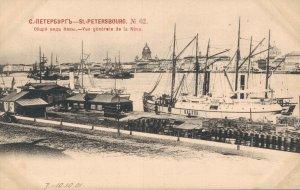 Russia Saint Petersburg Embankment 03.85