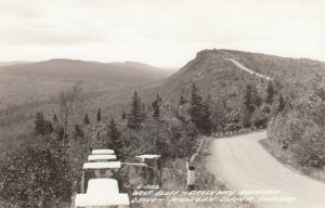 RP; MICHIGAN, 30-40s ; West Bluff - Brockway Mtn., Drive Michigan Copper Country