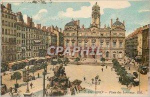 Postcard Old Lyon Place desTerreaux E R