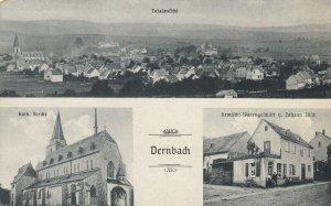 DERNBACH , Rhineland-Palatinate , Germany , 1900-10s
