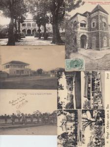 THIES SENEGAL 17 AFRIQUE Cartes Postales 1900-1940.