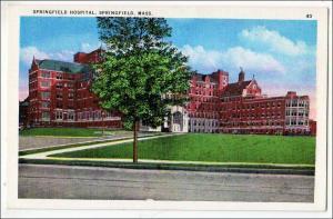 Springfield Hospital, Springfield MA