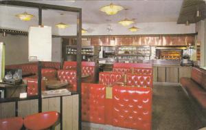 LOS ANGELES, California; Original Barbecue, Interior, PU-1962