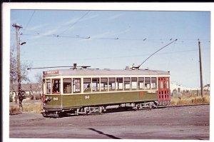 Mayfair Loop, Saskatoon, Saskatchewan, Trolley Coach