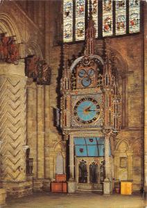 BG35599 durham cathedral prior castell s clock uk