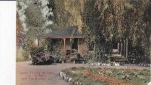 Near LOS ANGELES, California, PU-1908; Lucky Balwing's Old Home, At The Ranch