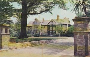 Governor's Mansion Columbus Ohio