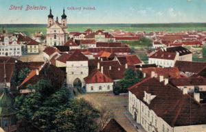 Czech Republic Stará Boleslav Celkový Pohled 02.29