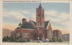 South Carolina Cheaster Associated Reformed Presbyterian Church