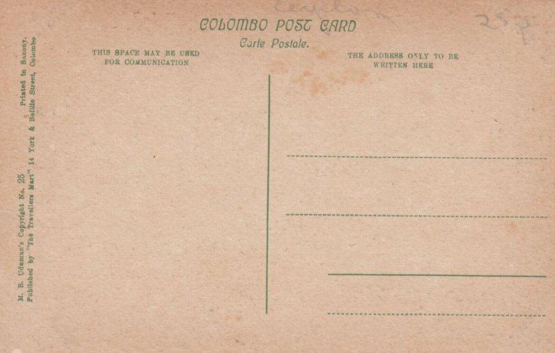COLOMBO , Ceylon , 00-10s ; G.O.B. Buildings