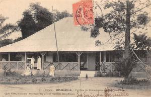 Republic of Congo Brazzaville - Pavillon du Commissariat General 1906