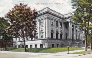 Indiana Fort Wayne Public Library 1909