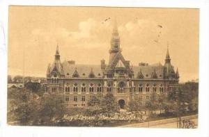 Drexel Home,Philadelphia,PA / Pennsylvania 1908 PU