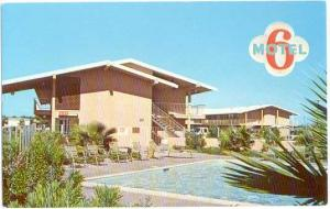 Motel 6 of Yuma, Arizona, AZ, 2739 Fourth Avenue, Chrome