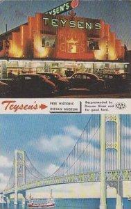 Michigan Mackinaw City Teysens