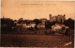 CPA BEAUMONT du PÉRIGORD-Vue générale a l'Est (232799)
