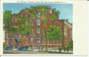 Buffalo, N.Y., Dr. Pierce's Invalid's Hotel, 665 Main Street