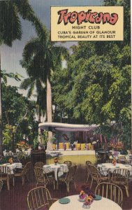 Cuba Havana Tropicana Night Club sk4421