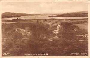 Cumbria Heversham, General View, South Lakeland, Raphael Tuck 1940s
