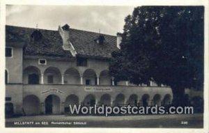 Romanischer Stiftshof Millstatt am See Germany Unused