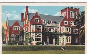 Coxe Hall, Hobart College, Geneva, New York, 10-20s