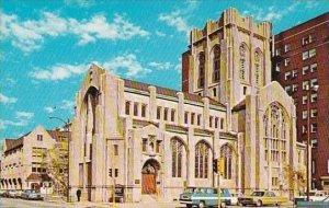Indiana Gary City Methodist Church Sixth &  Washington Streets