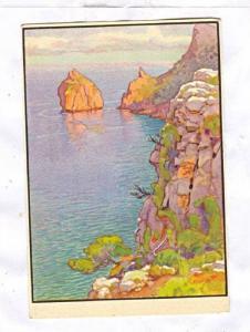 Costa Norte de Formentor. El Colome , Spain , PU-1934